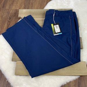 Nike Golf NWT Classic Rise UV Crop Golf Pants